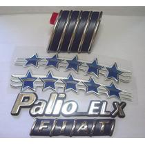 Kit Palio Elx + 2x 5 Estrelas + Mala + Capo 98/00 - Bre