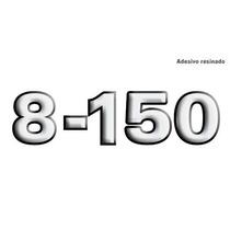 Eemblema Resinado Volkswagen 8-150 Grande (capo)
