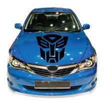 Adesivo Tunning Transformers Autobot Em Vinil