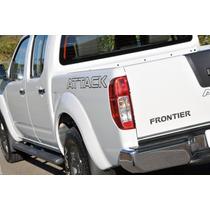 Kit 3 Adesivos Nissan Frontier Attack - Frete Grátis!