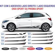Acessorios Onix Sport Prisma Adesivos Gm Ls Lt Ltz