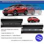 Protetor Soleira Premium Honda Hrv - Cor Preta Frete Grátis