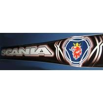 Faixa Adesiva P/ Vidro Parabrisa 220x15 Scania