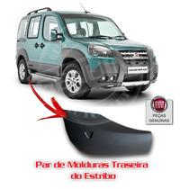 Moldura Do Estribo Fiat Doblo Adventure - Par