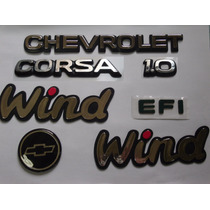 Kit Chevrolet Corsa 1.0 Efi 2x Wind Gravata Mala 94/96 - Bre
