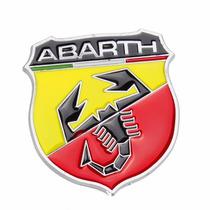 Emblema Abarth - Punto Palio Linea Uno Fiat 500