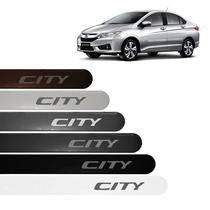 Friso Lateral Honda City 2015 Todas Cores Originais