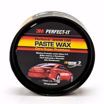 Cera Perfect-it Show Car Paste Wax Cristalização - 200g - 3m