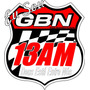 Adesivo Gbn Grupo Baseados Na Noite 55x50 Centímetros