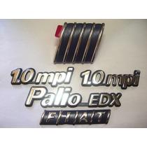 Kit Palio Edx + 2x 1.0mpi + Capo + Mala 96/99 - Bre