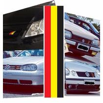 Adesivo De Grade Alemanha P/ Vw E Audi, Germany - 21store