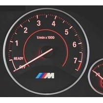 Emblema Bmw M Painel Volante M1 M3 M5 X5 X6 118i 125 320 330