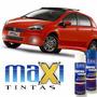 Tinta Spray Automotiva Fiat Vermelho Modena + Verniz 300ml