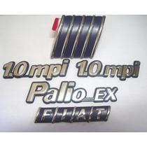 Kit Palio Ex + 2x 1.0mpi + Capo + Mala 98/00 - Bre