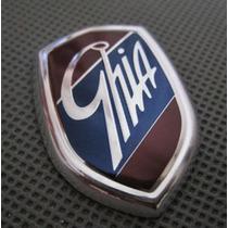 Emblema Ghia Ford Luxo Focus Ka Fiesta Fusion Ranger Eco