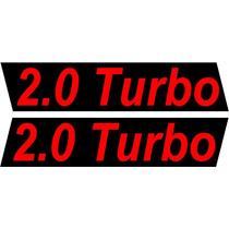 Vendo Adesivo Resinado 2.0 Turbo Para Portas Do Tempra
