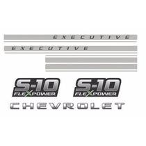 Faixa S10 Executive Flex - 2009 Em Diante - Modelo Original
