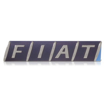 Kit Emblemas Fiat + Tempra Sx + 2 Plaqueta 2.0 16v