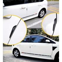Adesivo Protetor De Porta Carbono Todos Carros Frete Gratis