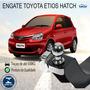 Engate Engetran Homologado Inmetro Toyota Etios Hatch 12/14