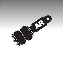Adesivo Automotivo Suspensão Ar