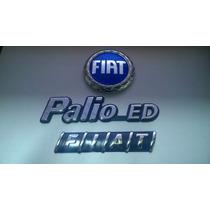 Kit Fiat Capo Oval De Parafuso + Mala + Palio Ed 96/99 - Bre