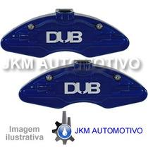 _capa Para Pinça De Freio Azul Agile / Astra / Calibra (par)
