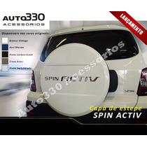 Capa Estepe Step Rígida Gm Spin Activ Todas As Cores Auto330