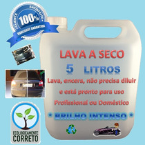 Kit Lava Carro A Seco Com Micro Fibra Alta Economia De Água