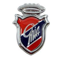 Emblema Ford Brasão Ghia P/ Escort /del Rey/ Focus Até 2009.