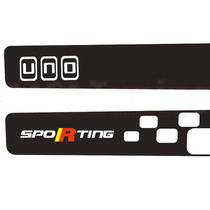 Kit Tuning Adesivo Lateral Sporting Uno Evo Uno Novo 2011/