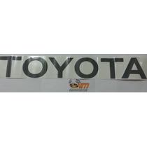 Emblema Adesivo Toyota Faixa Adesiva Traseira Hillux Até 05