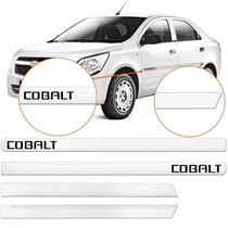 Friso Cromado Porta Lateral Gm - Cobalt