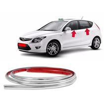 Kit Frisos Cromado Base Da Janela Hyundai I30 Cw 06 A 2012