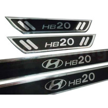 Jgo Soleiras Resinadas Hyundai Hb20 Frete Gratis