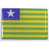 Bandeira Estado Do Piauí Nordeste Brasil 6x4cm - Bre