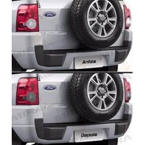 Adesivo Fumê Para Lanternas Traseiras Ford Ecosport 2008...