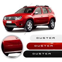 Friso Renault Duster Prata Preto Branco Vermelho Cinza Bege