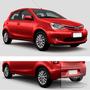 Kit Aplique Adesivo Protetor Para-choque Toyota Etios