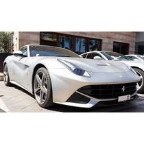 Tinta Automotiva Argento Metalico Ferrari 900ml