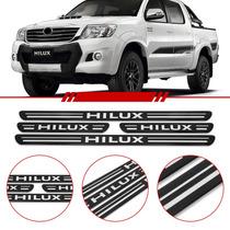 Soleira De Porta Hilux 2016 2015 2014 2013 2012 Toyota