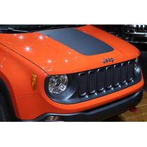 Faixa Esportiva Capô Jeep Renegade - Várias Cores
