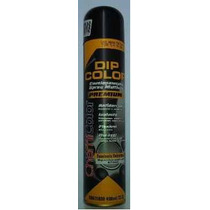 Spray Envelopamento Liquido 400ml Preto Brilhante