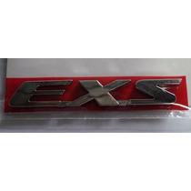 Emblema Exs Honda Civic - Otima Qualidade
