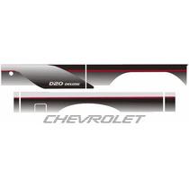 Faixa Adesivo D20 Cabine Simples Com Faixa Chevrolet