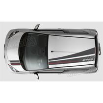 Adesivos Capo E Teto Mercedes Classe A Amg Imp23 - Decalx