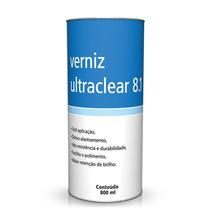 Verniz Automotivo Maxirubber Ultraclear 8.1 800ml+100ml