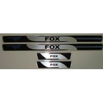 Soleira De Porta Fox 4 Portas Resinada - Frete Gratis