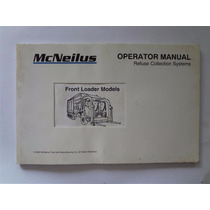 Manual Do Operador Máquina Mcneilus