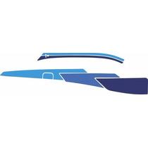 Jg De Faixa Decorativa Mercedes Benz Mb 87 1113/1114 Azul